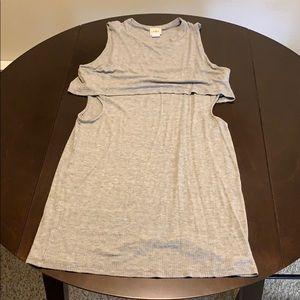 Cute Grey dress